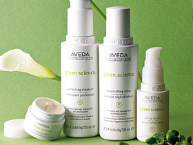 Royal Kaila Spa is an Aveda concept spa.